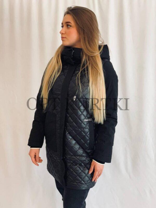 """Жіноча куртка  """"TOWMY"""" 6873"""