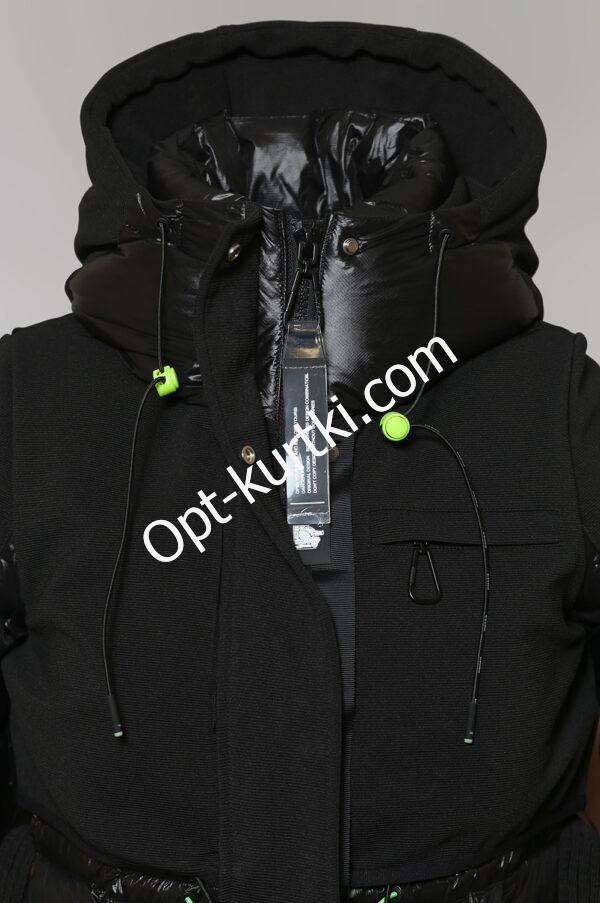 """Женская куртка """"YIMOSIS"""" 1502"""