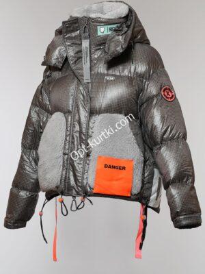 """Женская куртка """"YIMOSIS"""" 1367"""