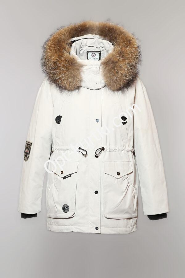 """Жіноча куртка """"VO-TARUN"""" 097"""