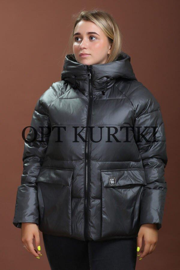 Короткая куртка без меха