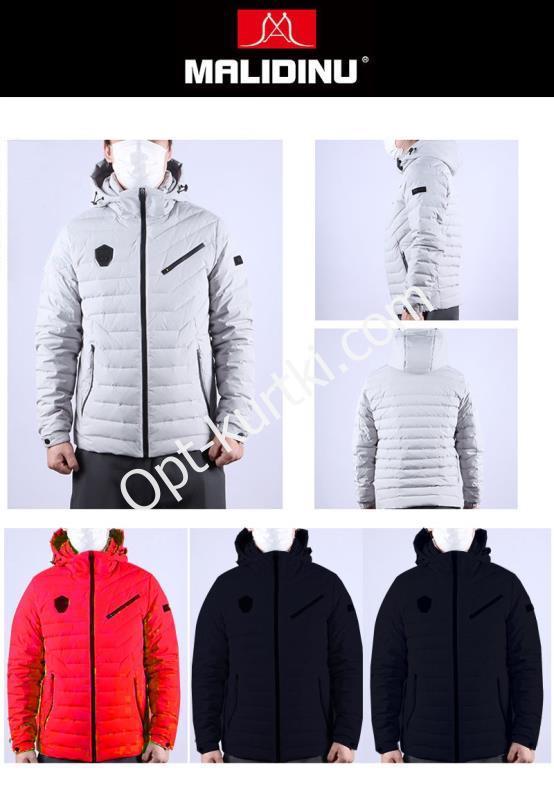 """Чоловіча куртка """"MALIDINU"""" 8103"""