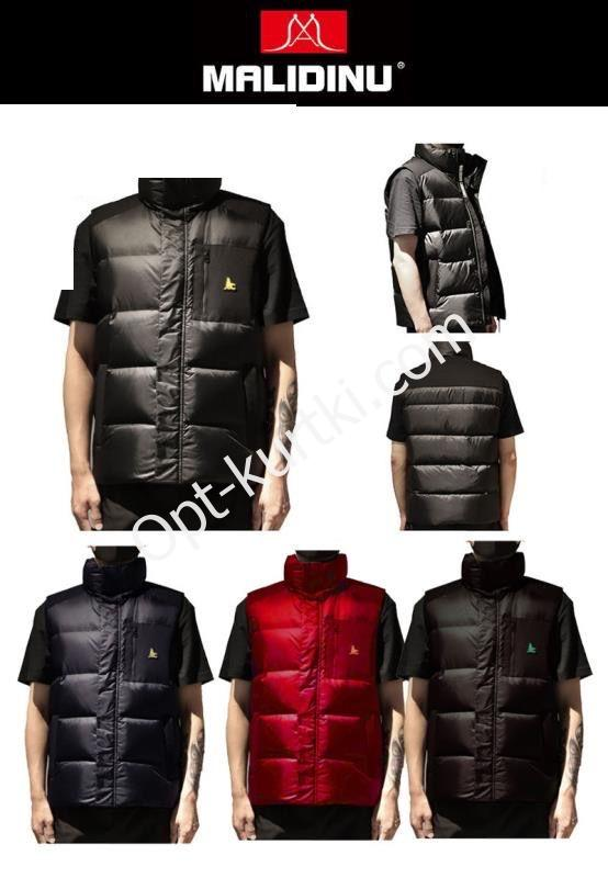 "Мужская куртка ""MALIDINU"" 9102"